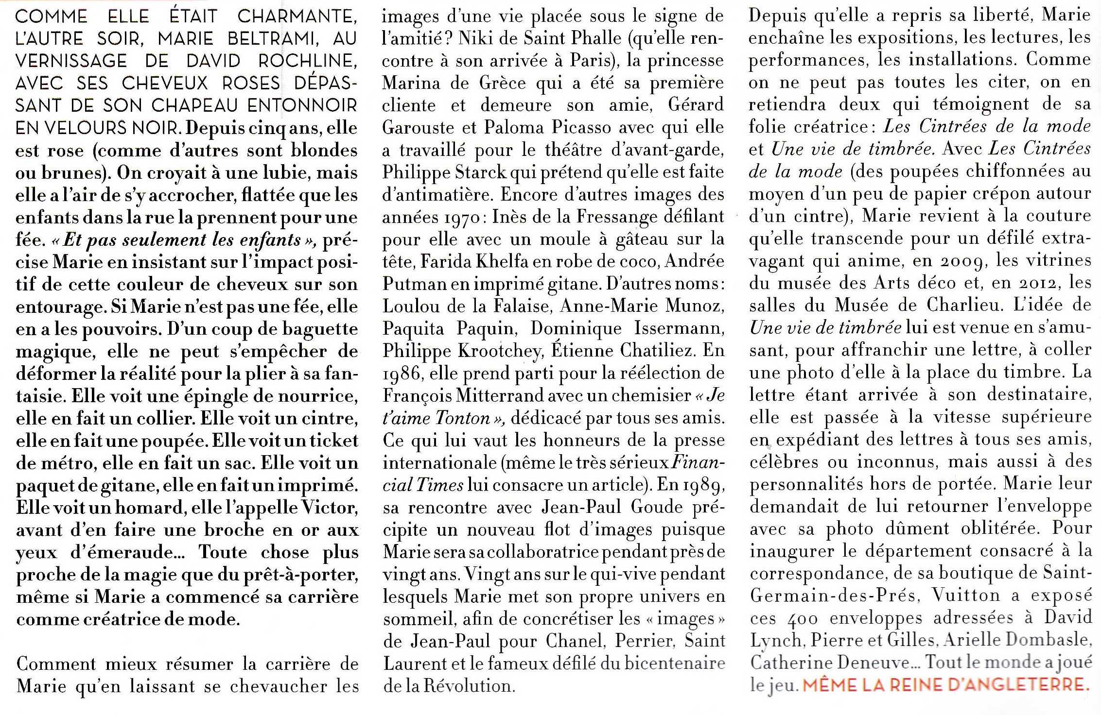 texte officiel